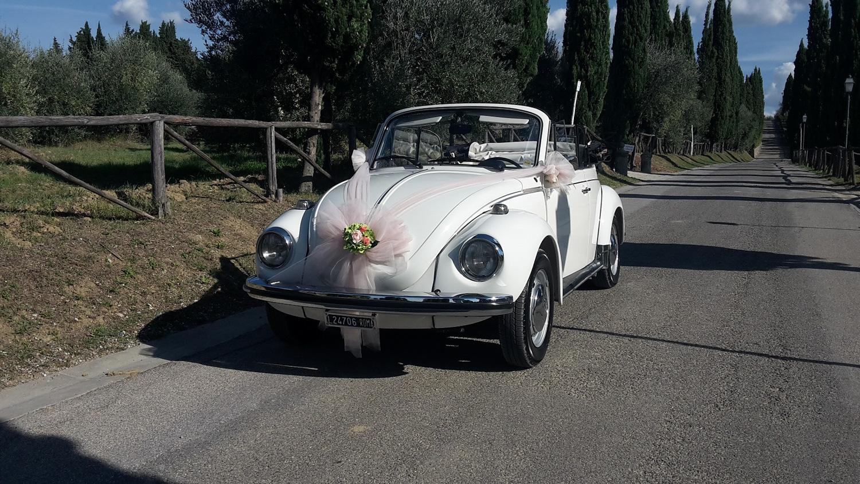 Macchine Matrimonio Toscana : Maggiolino auto matrimonio passione sposi