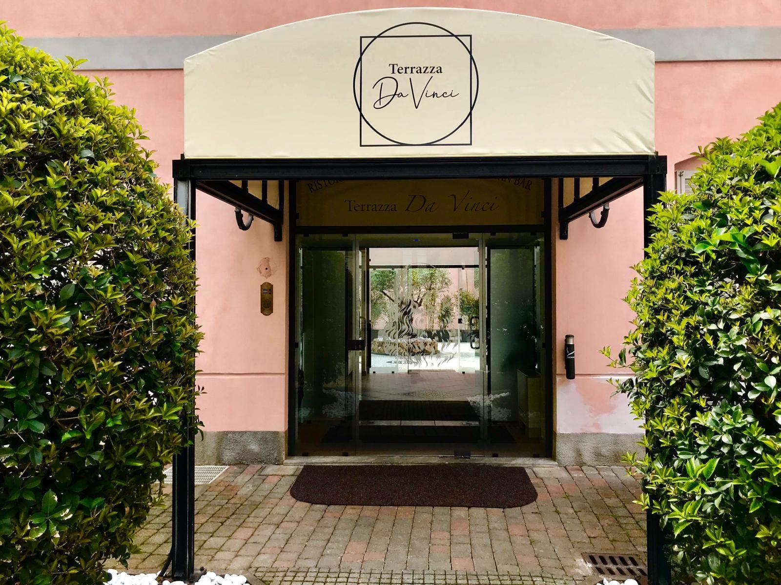 Terrazza Da Vinci Ristorante Hotel Lounge Bar American Bar A